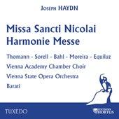 Haydn: Missa Sancti Nicolai / Harmonie Messe de Vienna Academy Chamber Choir
