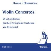 Brahms & Mendelssohn: Violon Concertos by Bamberg Symphonic Orchestra