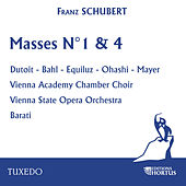 Schubert: Masses No. 1 & 4 by Vienna Academy Chamber Choir