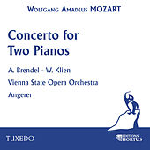Mozart: Concerto for Two pianos by Various Artists