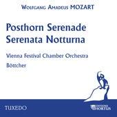 Mozart: Posthorn Serenade & Serenata notturna by Vienna Festival Chamber Orchestra