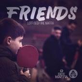 Friends by Lotfi Begi