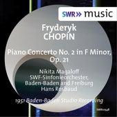 Chopin: Piano Concerto No. 2 in F Minor, Op. 21 de Nikita Magaloff