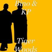 Tiger Woods von Bino