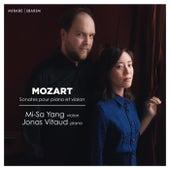 Mozart: Sonate pour violon et piano de Jonas Vitaud