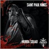 Murda Squad, Vol.1 de Saint Paul Kings