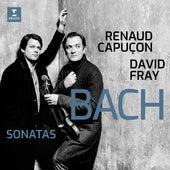 Bach: Sonatas for Violin & Keyboard Nos 3-6 by Renaud Capuçon
