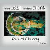 Franz Liszt - Frederic Chopin de Chuang Ya-Fei