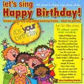 Let's Sing Happy Birthday by Kidzone