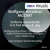 Mozart: Sinfonia concertante in E-Flat Major, K. 364 de Giusto Cappone