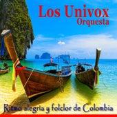 Ritmo, Alegría y Folclor de Colombia de Los UniVox Orquesta