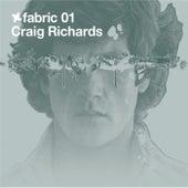 fabric 01: Craig Richards (DJ Mix) von Various Artists