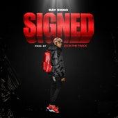 Signed de Bay Swag
