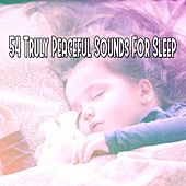54 Truly Peaceful Sounds for Sleep by Lullaby Land
