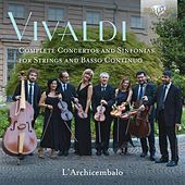 Vivaldi: Complete Concertos and Sinfonias for Strings and Basso Continuo de L'Archicembalo