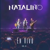En Vivo Volumen III de Natalino