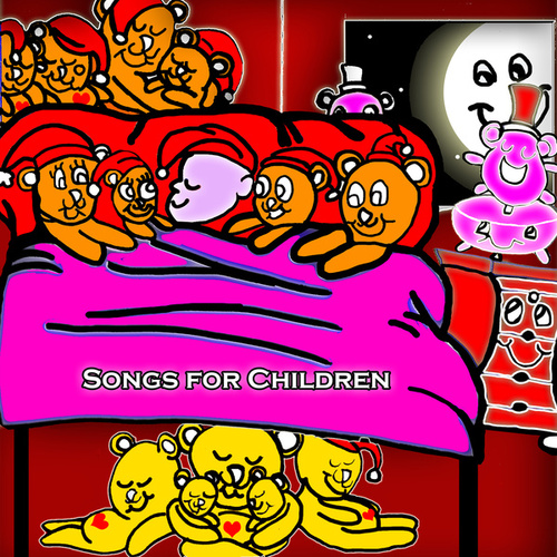 Songs for Children - Instrumental by Tomas Blank