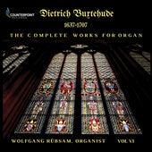 Buxtehude: Complete Works for Organ, Vol. 6 de Wolfgang Rübsam