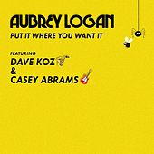 Put It Where You Want It by Aubrey Logan