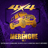 4x4 en Merengue, Vol. 1 by Various Artists