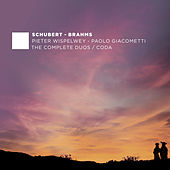 F. Schubert & J. Brahms: The Complete Duos - Coda de Pieter Wispelwey