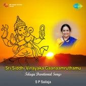 Sri Siddhi Vinayaka Gaanaamruthamu de S.P. Sailaja