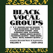 Black Vocal Groups, Vol. 9 (HD Remastered) von Various Artists