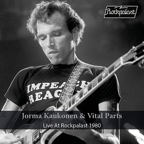 Live at Rockpalast 1980 (Live, Dortmund, 1980) by Jorma Kaukonen