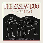 Mozart, Beethoven, Schubert & Others: Works for Viola & Piano (Live) by Bernard Zaslav