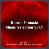 Heroic Fantasia Music Selection Vol. 1 de Various Artists
