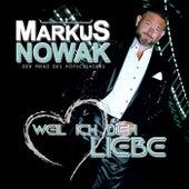 Weil ich dich liebe van Markus Nowak