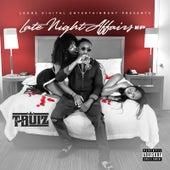 Late Night Affairs - EP von T-Buiz