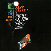 Jazz Alive! A Night At The Half Note (Live) by Zoot Sims