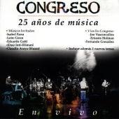 25 Años De Música (Live) by Congreso