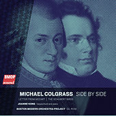 Michael Colgrass: Side by Side de Boston Modern Orchestra Project