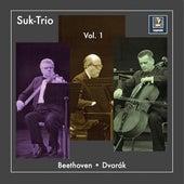 The Suk-Trio, Vol. 1: Beethoven & Dvořák Piano Trios de Suk Trio