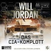 Das CIA Komplott - Ryan Drake 6 (Ungekürzt) von Will Jordan