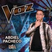 Mía (La Voz US) de Abdiel Pacheco