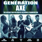 Frankenstein (Live in China) by Steve Vai