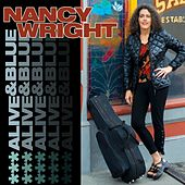 Alive & Blue (Live) de Nancy Wright