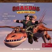 Folge 39: Die Beschützer des Flügels 1 + 2 (Das Original-Hörspiel zur TV-Serie) von Dragons - Auf zu neuen Ufern