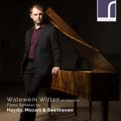 Walewein Witten: Piano Sonatas by Haydn, Mozart & Beethoven de Walewein Witten