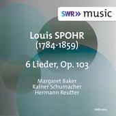 Spohr: 6 Deutsche Lieder, Op. 103 von Margaret Baker