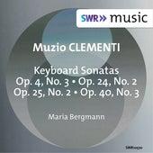 Clementi: Keyboard Sonatas by Maria Bergmann