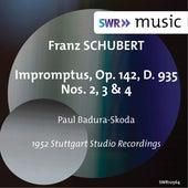 Schubert: Impromptus Nos. 2- 4, Op. 142, D. 935 de Paul Badura-Skoda