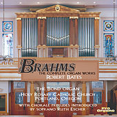 Brahms: Complete Organ Works de Robert Bates