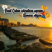 Great Cuban Coloratura Soprano by Xiomara Alfaro