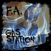 Gas Station by Fa
