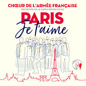 Paris je t'aime de Various Artists