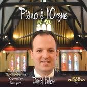 Piano à l'orgue de David Enlow